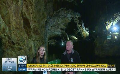 Tajemniczy tunel z czasów II wojny światowej. Kolejne odkrycie w okolicach Wałbrzycha