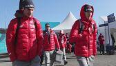 Skoczowie wylądowali w Korei
