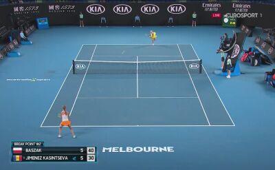 Skrót finału dziewcząt w Australian Open