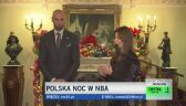 Gortat o Polskiej Nocy w NBA