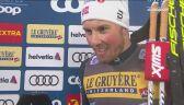 Rozmowa z Emilem Iversenem w Oberstdorfie