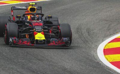 Hamilton wystartuje z pole position w GP Belgii