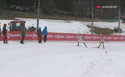 Polki na ósmym miejscu w biathlonowej sztafecie w Novym Mescie