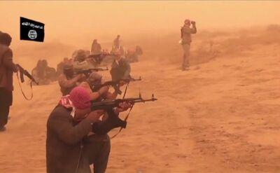 Islamiści wciąż atakują irackie wojsko