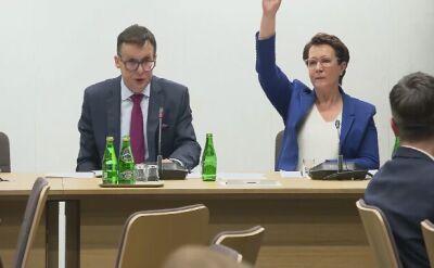 Kandydatury Pawłowicz i Piotrowicza pozytywnie zaopiniowane