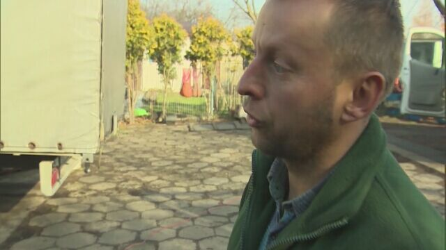 Pan Bogdan: dzieci do szkoły chodzą rowem