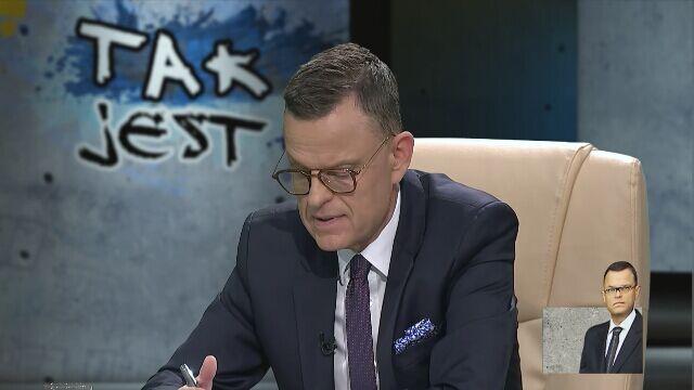 Mariusz Sokołowski i Jerzy Dziewulski w Tak Jest