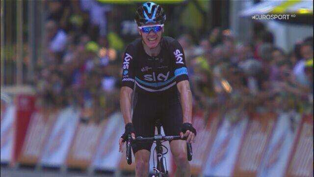 Christopher Froome - człowiek, który zdominował Tour de France
