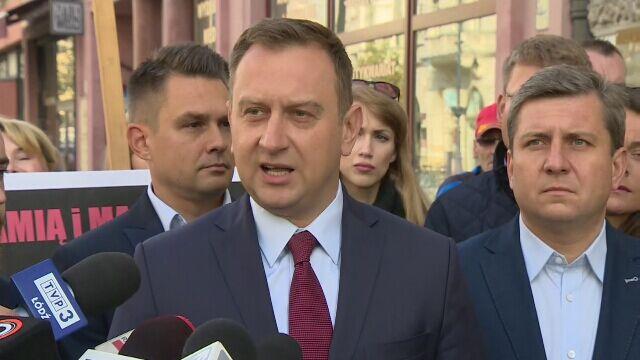 Prawny dwugłos i polityczna wojna.  Czy Zdanowska może być prezydentem?