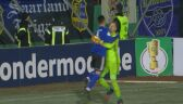Skrót meczu Saarbrucken - Karlsruhe