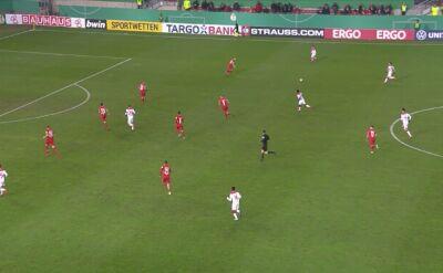 Kapitalne bramki Henningsa w Pucharze Niemiec