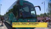 Piłkarze wrócili do hotelu w Sopocie po meczu z Hiszpanią