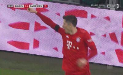 Dwa gole Lewandowskiego z Paderborn