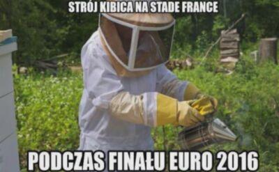 Memy po finałowym meczu Portugalia-Francja