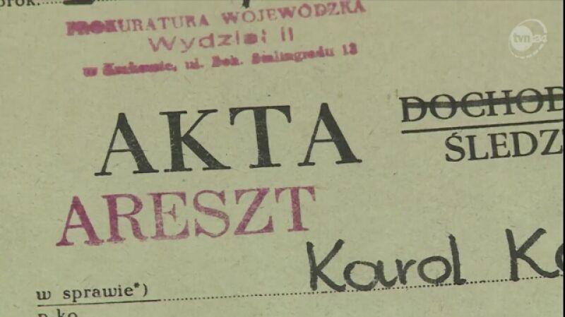 Karol Kot terroryzował Kraków, chociaż był tylko licealistą