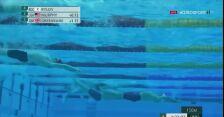 Tokio. Pływanie: Ryłow mistrzem olimpijskim na 200 m st. grzbietowym. Kawęcki szósty