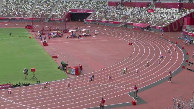Tokio. Joanna Linkiewicz z kwalifikacją i rekordem życiowym na 400 m przez płotki