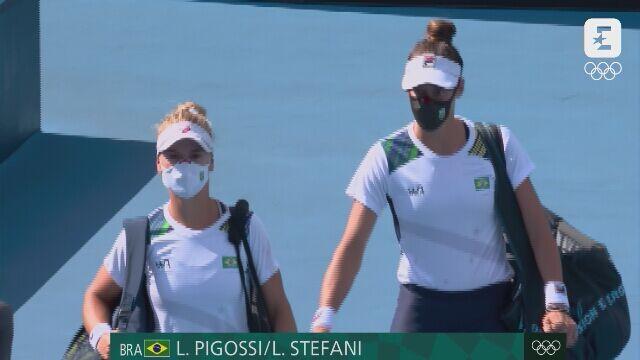 Tokio. Tenis: Brazylijki Pigossi i Stefani zdobyły brązowy medal w deblu