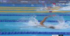 Tokio. Finke zdobył złoty medal w pływaniu na 800 m st. dowolnym mężczyzn