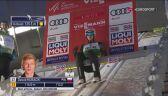 Drugi skok Dawida Kubackiego z niedzielnego konkursu w Lahti