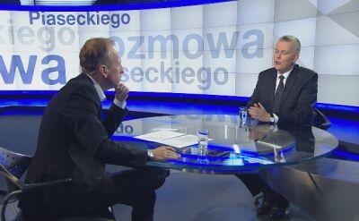 Siemoniak: Marian Banaś powinien podać się do dymisji. Prezes NIK powinien być poza wszelkimi podejrzeniami