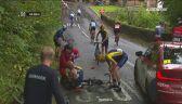 Groźne kraksy podczas wyścigu orlików w mistrzostwach świata