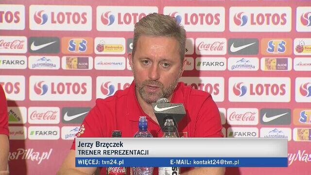 Jerzy Brzęczek selekcjonerem