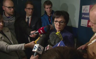 Witek: kandydatką PiS na premiera jest Beata Szydło
