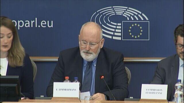 """""""Nowy sposób wyboru 15. członków rady KRS w opinii Komisji nie spełnia wymagań europejskich"""""""