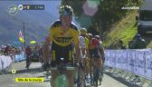 Finisz 4. etapu Tour de France