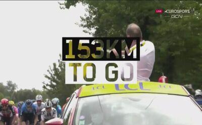 Najważniejsze momenty 9. etapu Tour de France