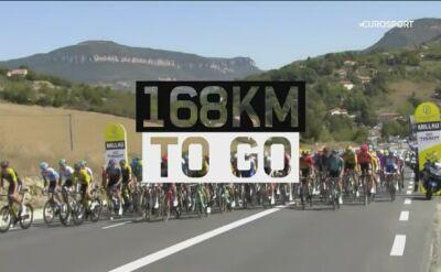 Najważniejsze momenty 7. etapu Tour de France