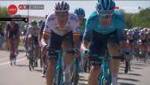 Skrót 2. etapu Vuelta a Espana