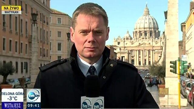 Jak nazywać papieża po jego ustąpieniu?