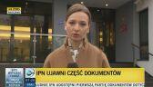 IPN udostępni pierwszy pakiet akt Kiszczaka