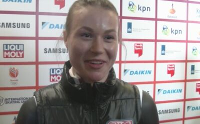 Natalia Maliszewska mistrzynią Europy