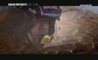 Loeb i Elena, czyli z WRC do Dakaru