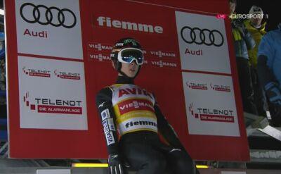 Zwycięski skok Ryoyu Kobayashiego z Val di Fiemme