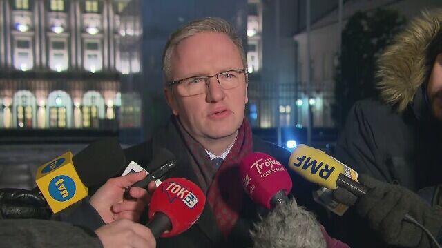 """""""To podkreśla nasze znaczenie, rosnącą rolę Polski na arenie międzynarodowej"""""""