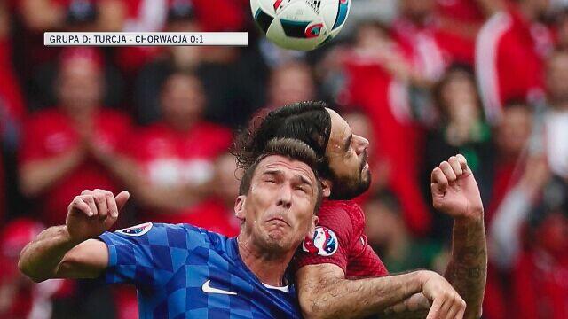 Turek Tufan Musiał Poprawić Fryzurę Tymczasem Padł Gol Euro 2016