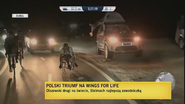 Wygrał Szwed poruszający się na wózku inwalidzkim
