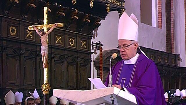 Michalik: prymas był wiernym synem Kościoła