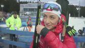 Hojnisz zadowolona z biegu w Novym Mescie