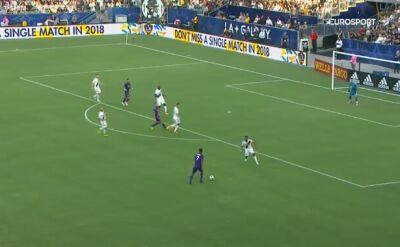 Kosmiczny mecz w LA, hat trick Zlatana