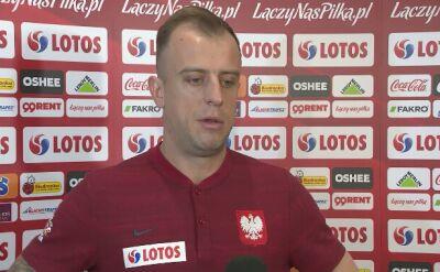 Kamil Grosicki: walczymy o kolejne marzenia