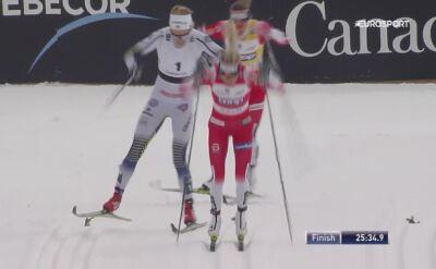 Nilsson wygrała bieg na 10 km techniką klasyczną w Quebecu