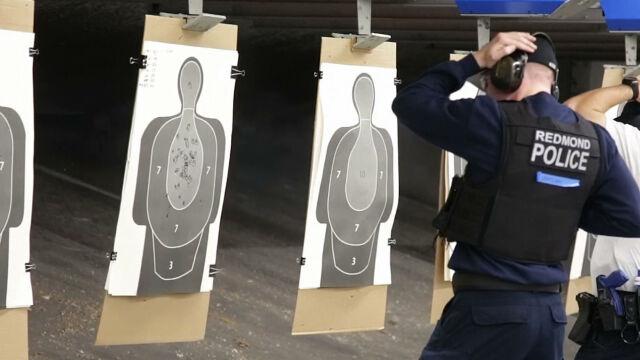 Blisko 1,5 tysiąca przypadków nieumyślnego użycia broni. Dane amerykańskiej policji