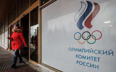 """WADA wyklucza Rosję z wielkich imprez. """"To dobra decyzja"""""""