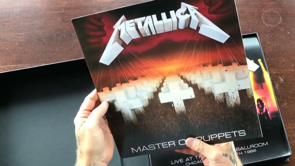"Metallica świętuje 35-lecie albumu ""Master of Puppets"""