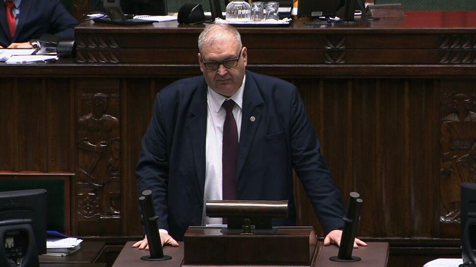 """""""Prokuratura nie jest chłopcem na posyłki dla mecenasa Giertycha"""""""